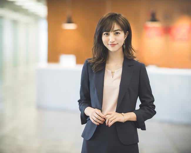 AOKI&CanCam&堀田茜さんのトリプルコラボが実現!「堀田茜さん