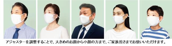 マスク aoki