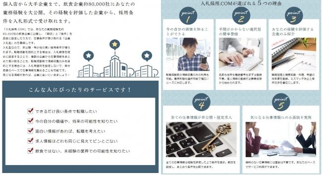 フードメディア(FoodMedia)が提供する入札採用.COMのイメージ画像