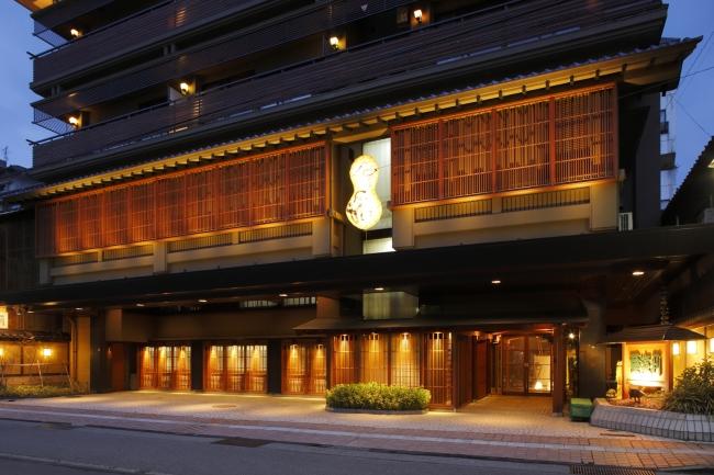 石川県加賀市山代温泉の旅館 葉渡莉