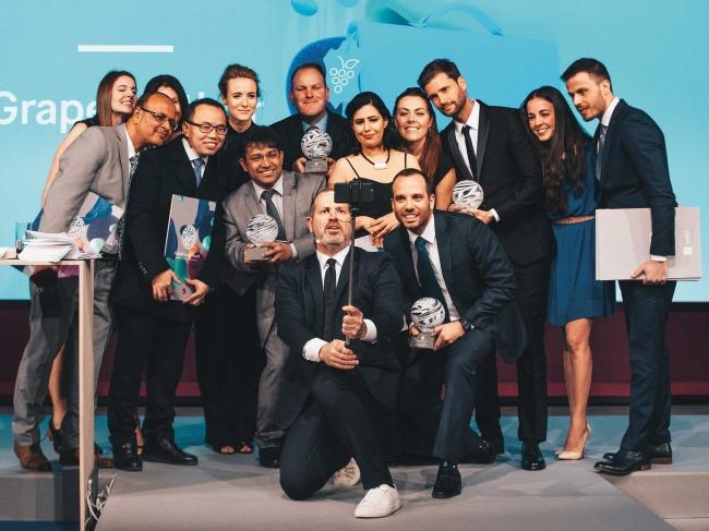 Global Change Award2016の受賞者達