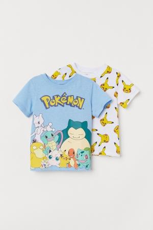 Tシャツ2枚組:1,799円