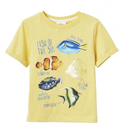 キッズボーイTシャツ¥1,299