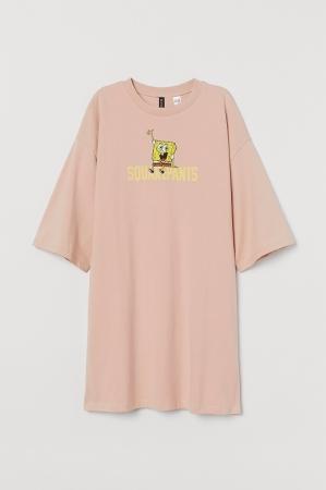 オーバーサイズTシャツ¥1,799
