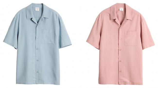 ボウリングシャツ¥3,999
