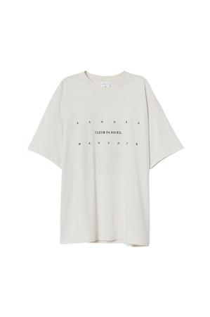 プリントTシャツ¥1,499