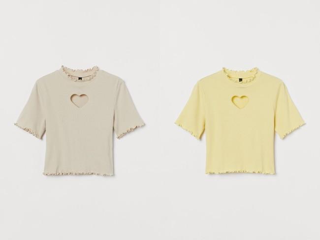 ハートTシャツ¥999