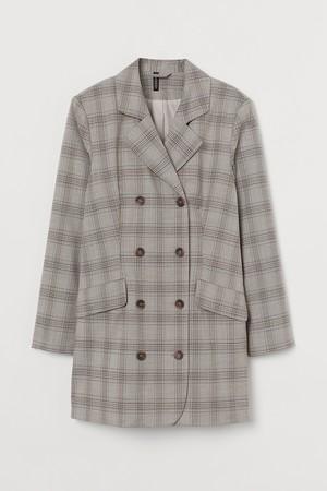 ジャケットワンピース¥5,999