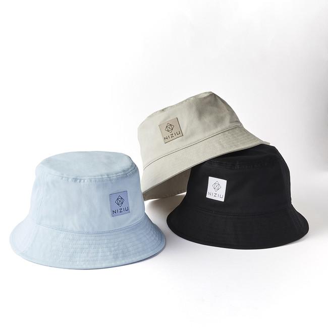 『H&M♡NiziU』コラボ・バケットハット ¥1,299