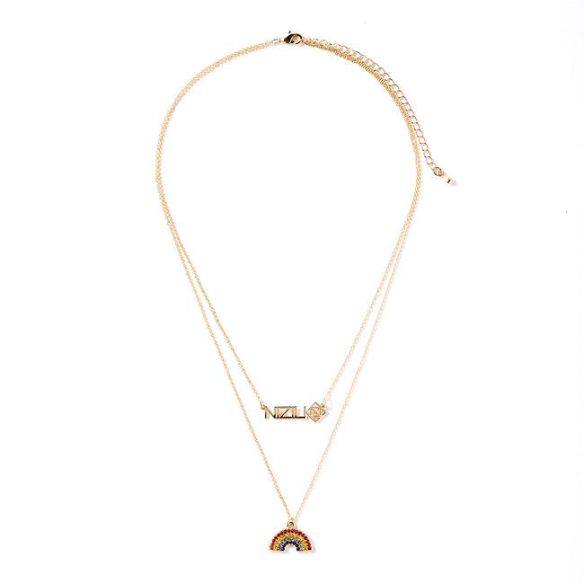 『H&M♡NiziU』コラボ・ネックレス ¥1,299