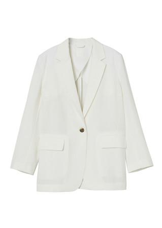 ジャケット:¥5,999 テンセル(TM)リヨセル、リサイクルナイロン一部使用