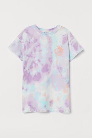 オーバーサイズTシャツワンピース¥999(100%オーガニックコットン)