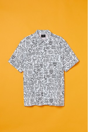 レギュラーフィットシャツ¥1,999