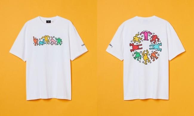 リラックスフィットTシャツ¥1,499