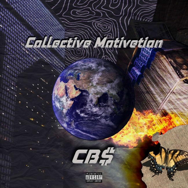 「Collective Motivetion」アートワーク