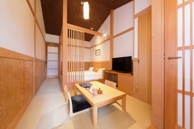 ススキの原一の湯【本館】客室