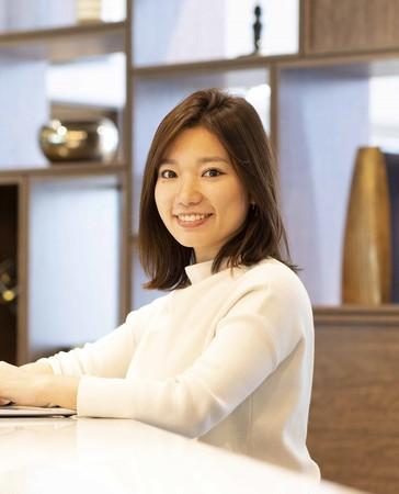 バリーズ代表取締役 CEO 野々村菜美