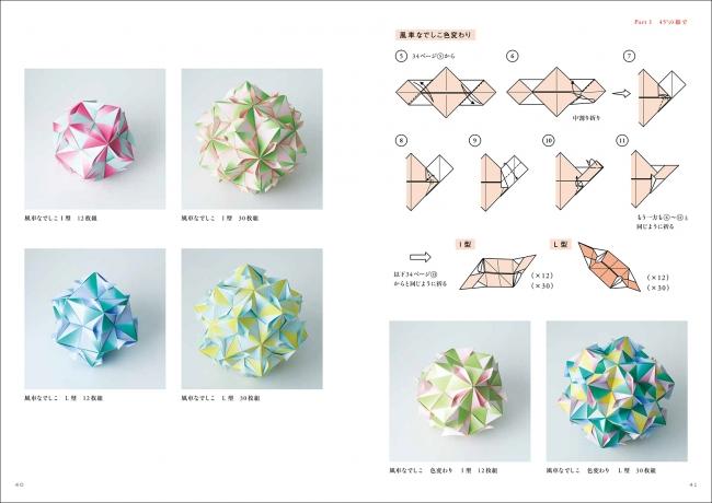 折り紙 くす玉 の 折り 方