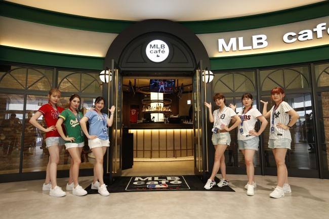 MLB café FUKUOKA