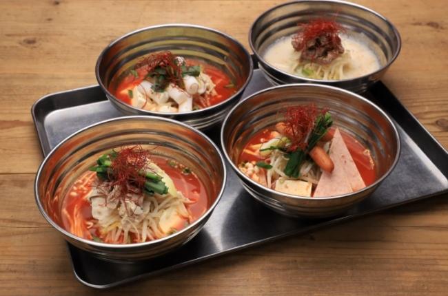 スープ&フリット 4種