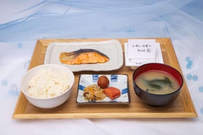 帆高のお手製朝食セット