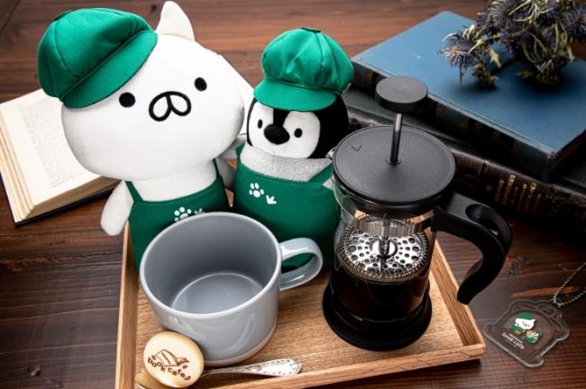 こだわりのフレンチプレスコーヒー