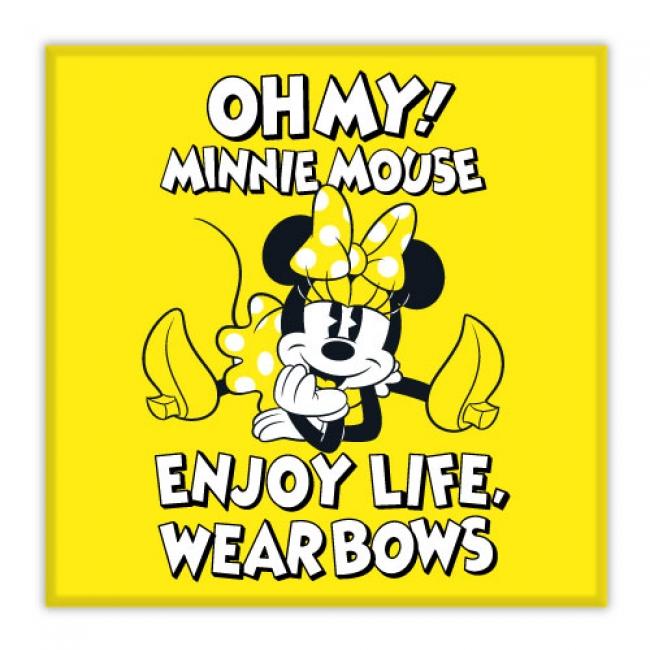 キャンバスアート (ミニーマウス)