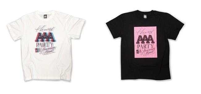 Tシャツ(WHITE)、Tシャツ(BLACK)