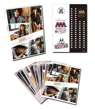 ポストカードセット SUMMER ver.(DVDパッケージ入り12枚セット)
