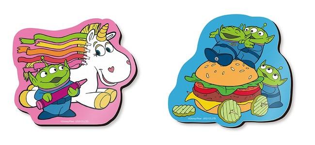 マウスパッド(ユニコーン)、マウスパッド(ハンバーガー)