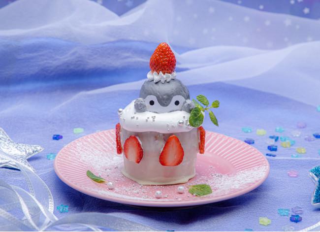 コウペンちゃんのバースデーケーキ