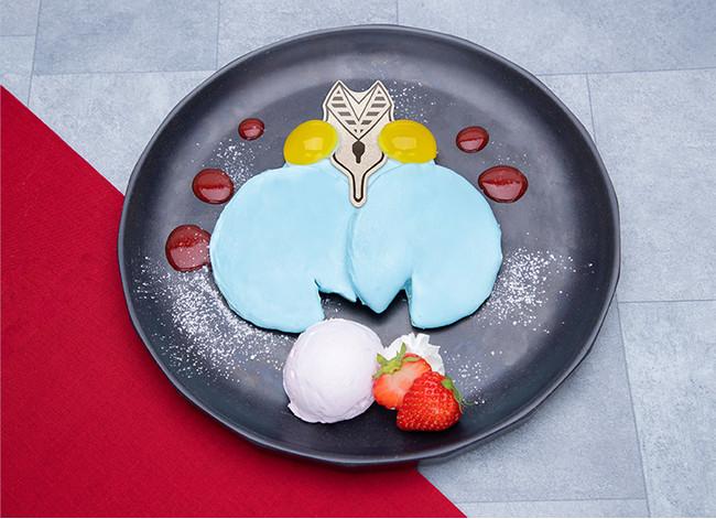 バルタン星人 パンケーキ