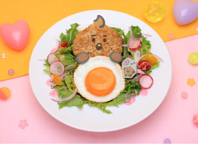 SHOOKY ロコモコ丼