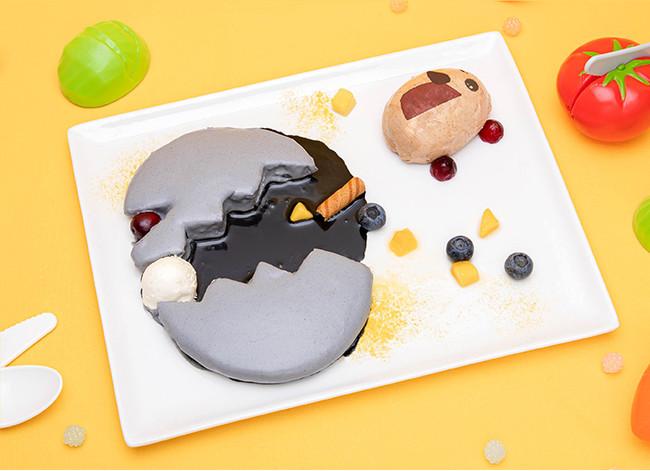 モルミッション インポッシブルパンケーキ