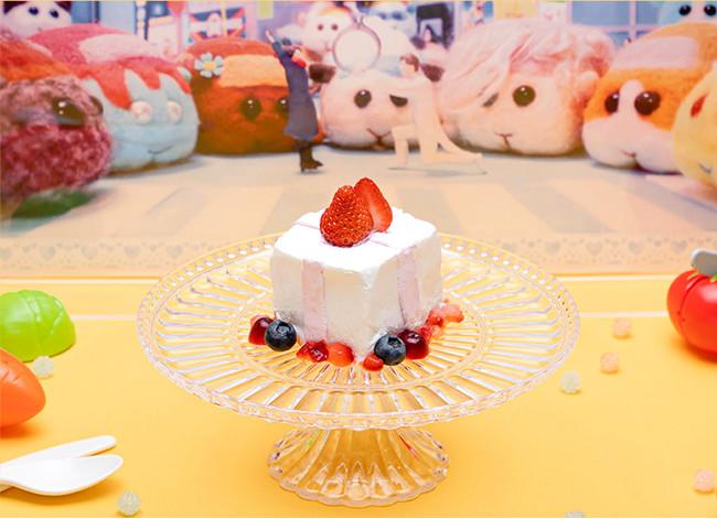 すべってサプライズ 想いを告げる箱ケーキ