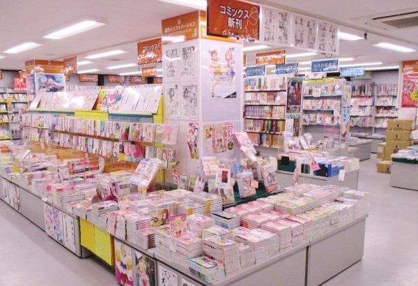 ※「とらのあな大須店」内観イメージ