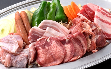 牛たんも食べ放題で楽しめる スペシャルバーベキュー食べ飲み放題 イメージ