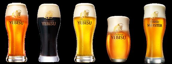 ※期間中提供する「ヱビスビール」以外の商品ラインナップは日替わりで変更になります。