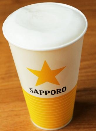 サッポロプレミアムビール $10