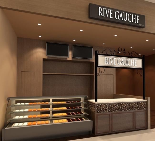 RIVE GAUCHE  シティリンク店 イメージパース