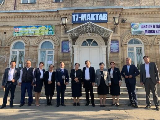 ウズベキスタン公立学校