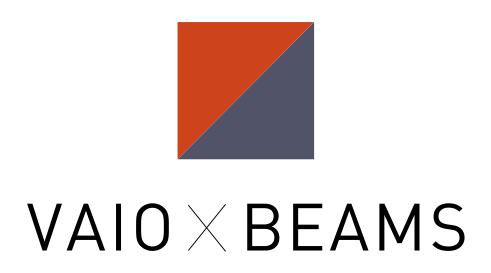 VAIO x BEAMS コラボモデルを発表|株式会社ビームスのプレスリリース