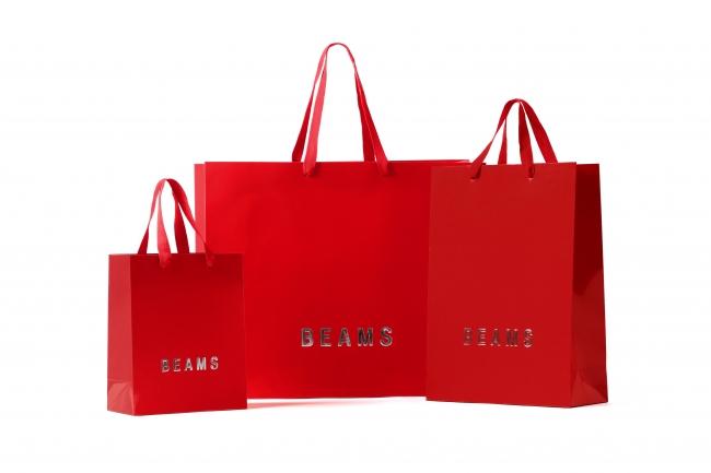 期間限定 ショッピングバッグ