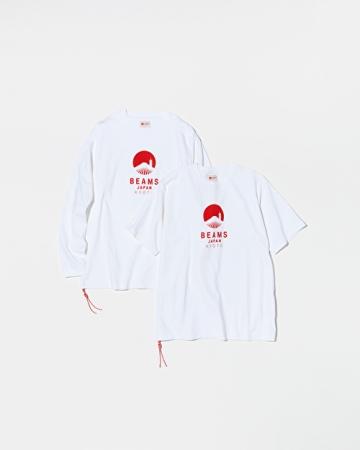 半袖Tシャツ ¥5,800(税別) 長袖Tシャツ ¥7,800(税別)