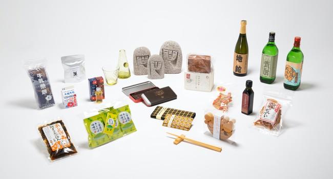 BEAMS JAPAN「東京宝島商店」販売商品一例