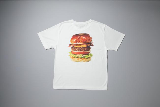THE CORNER Hamburger & Saloon:ハンバーガーTシャツ