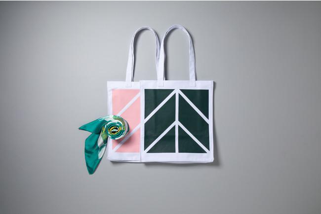 スギモト:エプロンスカーフ、トレーニング&ショッピングバッグ