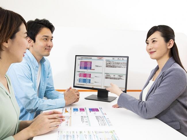 お客様それぞれにぴったりの保険選びを、スタッフ一同サポートいたします。
