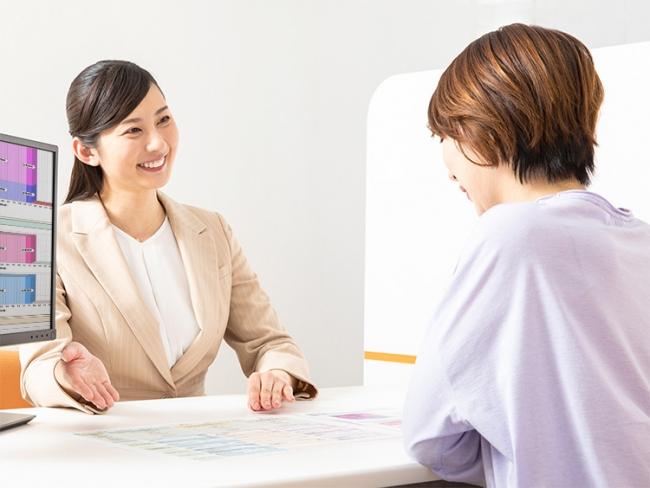 初めての方も、保険の小さな疑問や不安からお気軽にご相談ください。