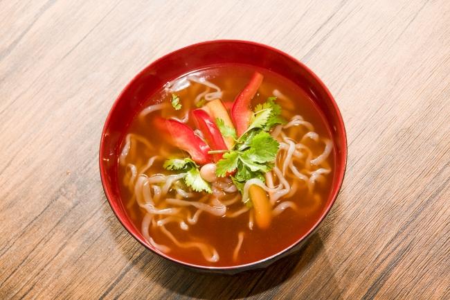 薬膳春雨スープ
